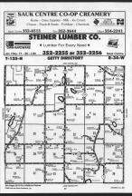 Map Image 075, Stearns County 1989